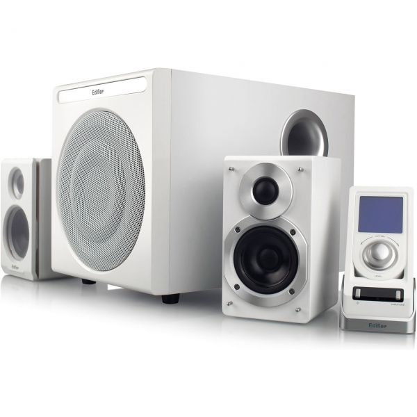 Edifier S530D weiß 2.1 System (S530D white)