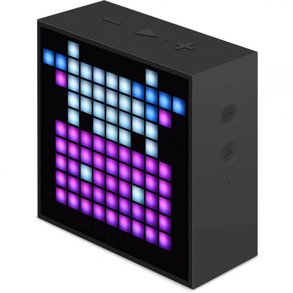 Divoom Timebox Mini schwarz 1.0 System (TBM-black)