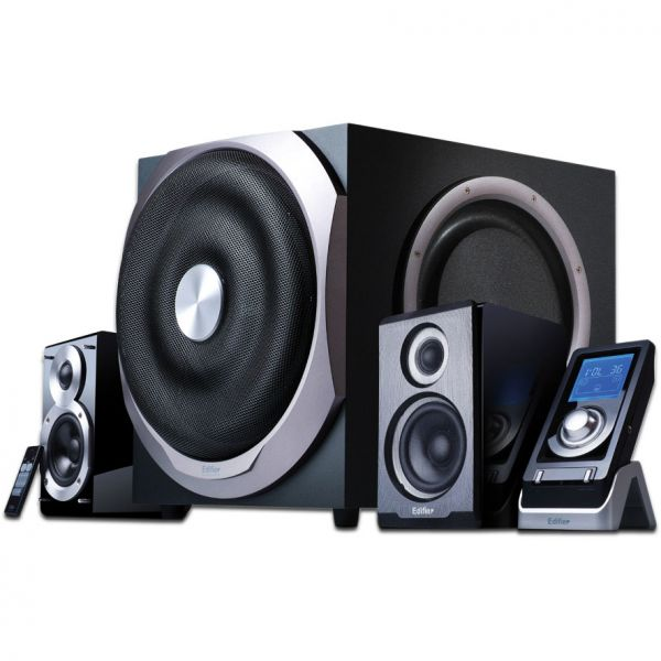 Edifier S730D schwarz 2.1 System (S730D)