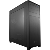 Corsair Obsidian 750D schwarz Big Tower mit Acrylfenster