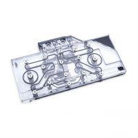 Eisblock Aurora GPX-N RTX3090/3080, Wasserkühlung transparent/silber