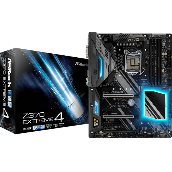 ASRock Z370 Extreme4 Intel 1151 v2 ATX