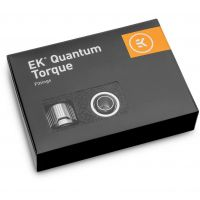 "EKWB EK-Quantum Torque STC Adapter gerade G 1/4"" AG auf 16/10 mm schwarz (3831109824481)"