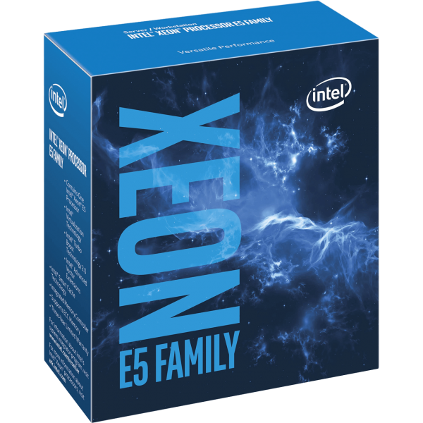 Intel Xeon E5-2620 v4 8x 2,10 GHz BOX (BX80660E52620V4)