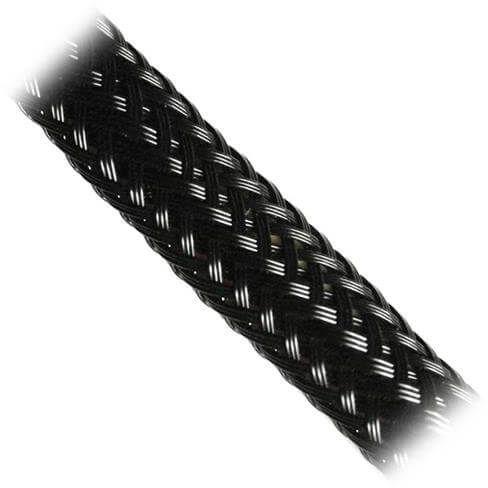 Nanoxia 3-Pin Molex auf 4x 3-Pin Molex 60 cm Verteilerkabel schwarz (NX34A60)