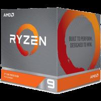 AMD Ryzen 9 3900X 12x 3,80 GHz BOX Wraith Prism (100-100000023BOX)