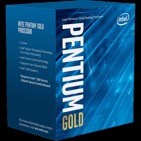 Intel Pentium Gold G4620 2x 3,70 GHz BOX (BX80677G4620)