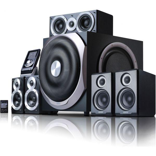 Edifier S550 schwarz 5.1 System (S550 Encore)