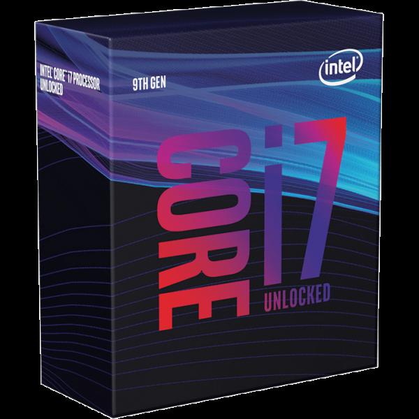 Intel Core i7 9700K 8x 3,60 GHz WOF (BX80684I79700K)