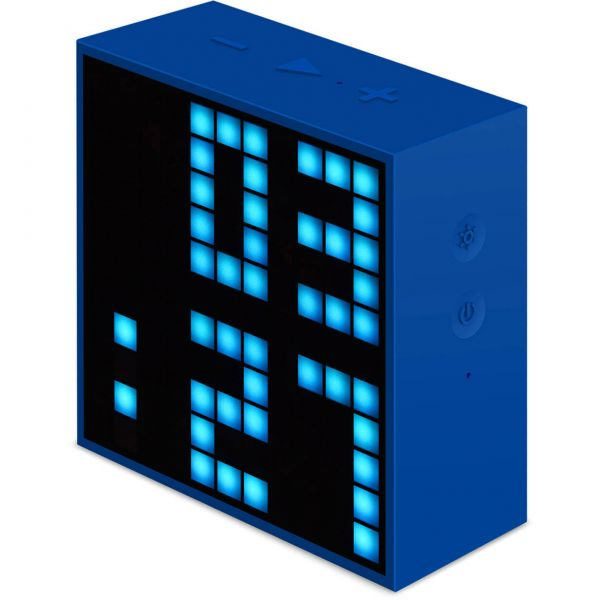 Divoom Timebox Mini blau 1.0 System (TBM-BL)