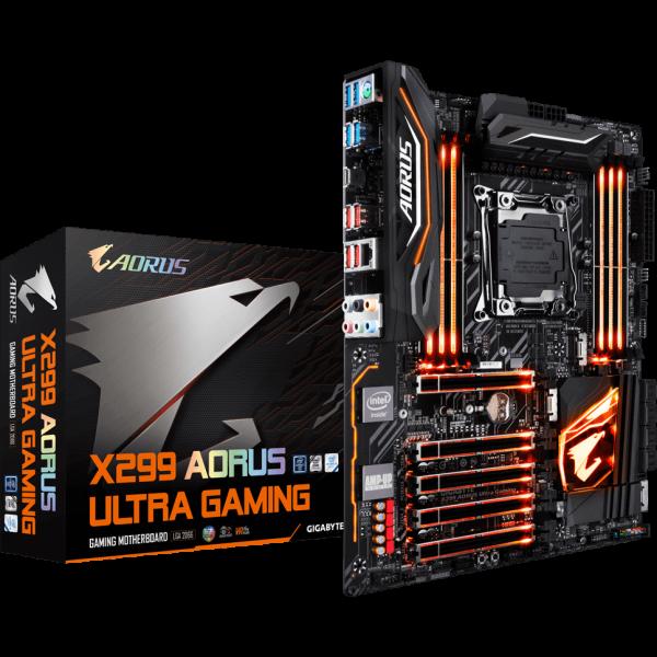 Gigabyte X299 Aorus Ultra Gaming Intel 2066 ATX