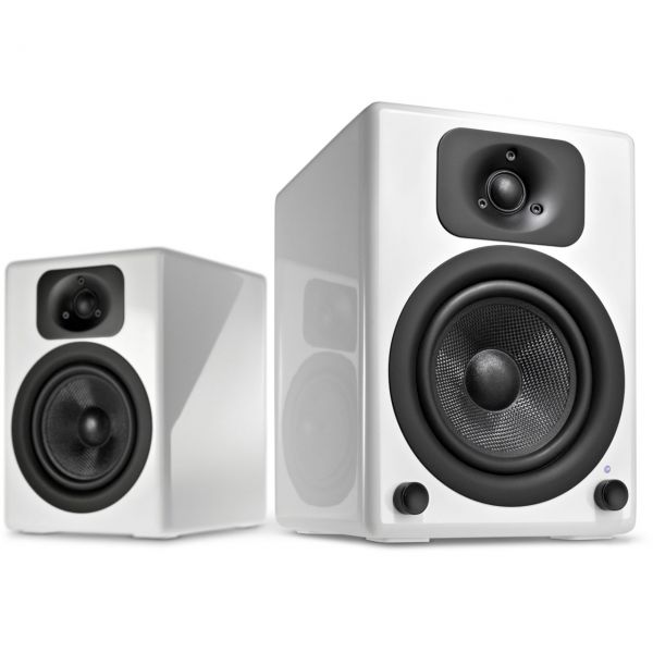 Wavemaster TWO BT weiß 2.0 System (TWO BT white)