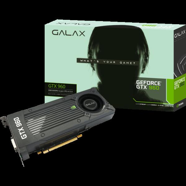 KFA2 GeForce GTX 960 2 GB GDDR5 Retail