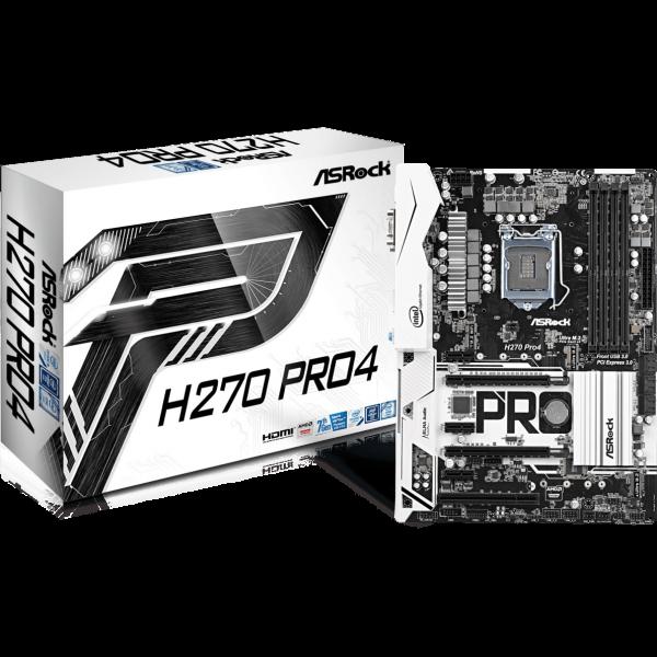 ASRock H270 Pro4 Intel 1151 ATX