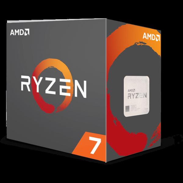 AMD Ryzen 7 1800X 8x 3,60 GHz WOF (YD180XBCAEWOF)