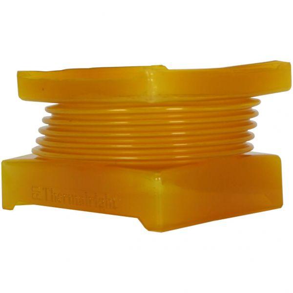 Thermalright Fan Duct 120 mm gelb (Fan Duct 120 G)