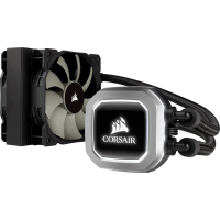 Corsair Hydro Series H75 120 mm All-in-One Wasserkühlung (CW-9060035-WW)