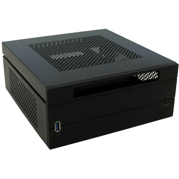 LC-Power LC-1550MI schwarz ITX Desktop