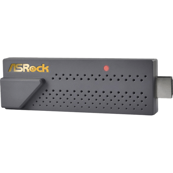 ASRock H2R 2-in-1 HDMI Router Dongle grau Retail (H2R/GRAY)