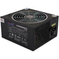LC-Power Silent Giant LC6650GP3 650 Watt ATX (LC6650GP3V2.3)